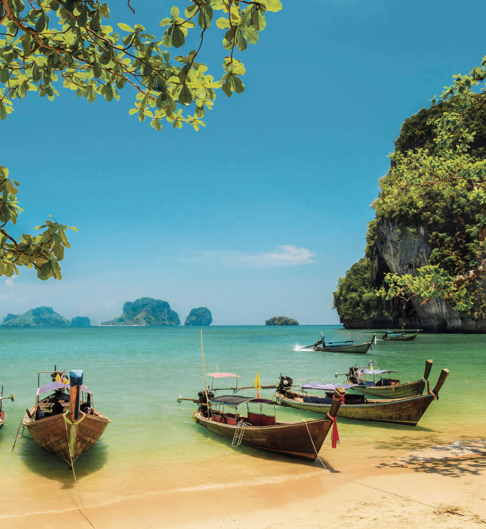 Thailand Honymoon Packages